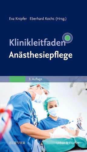 Klinikleitfaden Anaesthesiepflege