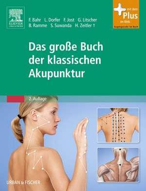 Das grosse Buch der klassischen Akupunktur