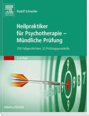 Heilpraktiker fuer Psychotherapie - Muendliche Pruefung