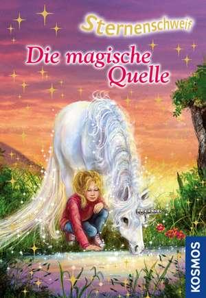 Sternenschweif: Die magische Quelle de Linda Chapman