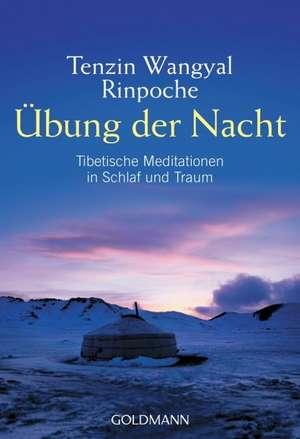 Übung der Nacht de Tenzin Wangyal Rinpoche