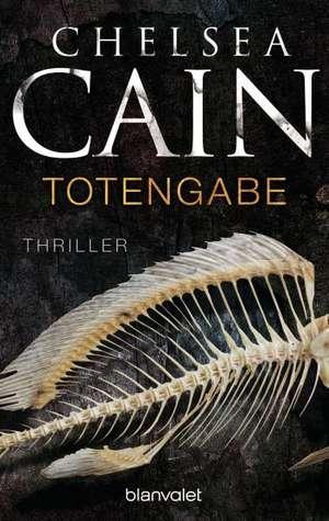 Totengabe de Chelsea Cain