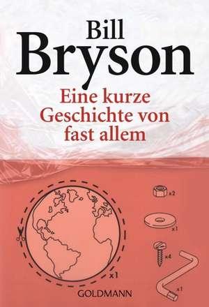 Eine kurze Geschichte von fast allem de Bill Bryson