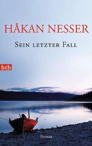 Sein letzter Fall de Håkan Nesser