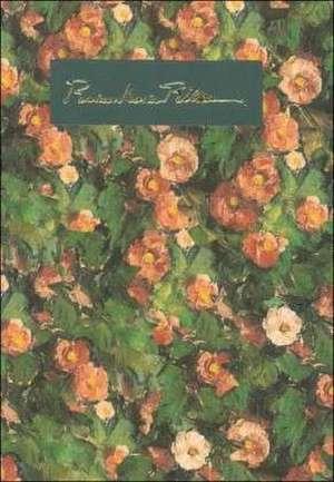 Mit Rilke durch das Jahr de Paul Cezanne