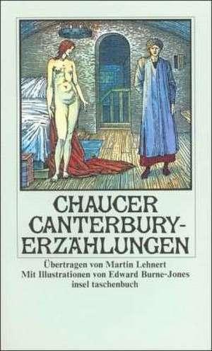 Die Canterbury - Erzählungen de Martin Lehnert