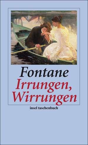 Irrungen, Wirrungen de Theodor Fontane