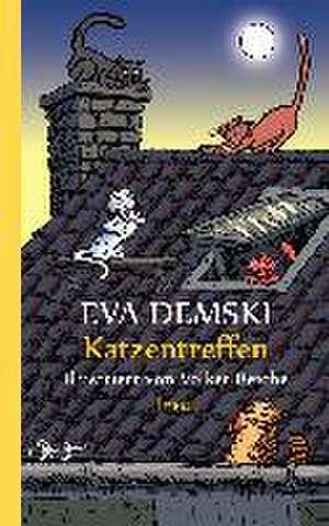 Katzentreffen de Eva Demski