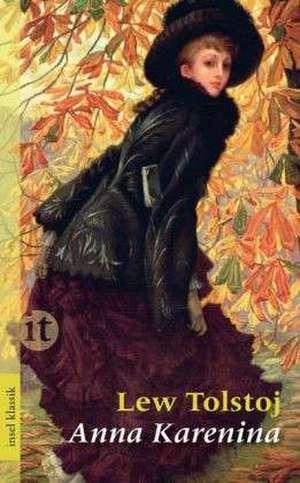 Anna Karenina de Lew Tolstoj