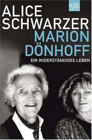 Marion Dönhoff de Alice Schwarzer