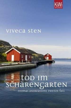 Tod im Schärengarten de Viveca Sten