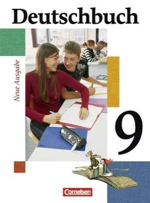 Deutschbuch 9. Schuljahr. Schuelerbuch. G8 in Hessen und Nordrhein-Westfalen