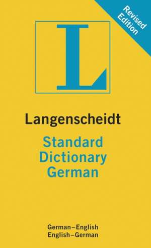 Langenscheidt Standard Dictionary