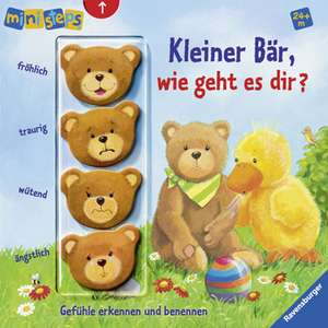 Kleiner Bär, wie geht es dir? de Sabine Cuno