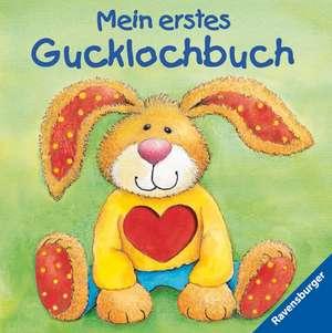 Mein erstes Gucklochbuch de Ruth Scholte van Mast