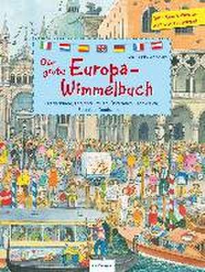 Das große Europa-Wimmelbuch de Guido Wandrey