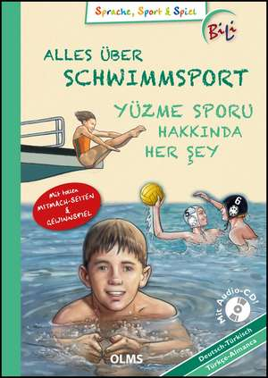 Alles ueber Schwimmsport / All About Swimming