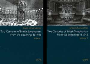 Two Centuries of British Symphonism