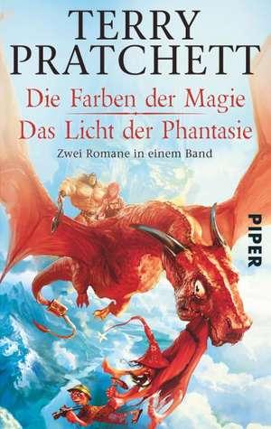 Die Farben der Magie . Das Licht der Phantasie de Terry Pratchett