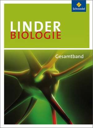 LINDER Biologie. Sekundarstufe 2. Gesamtband