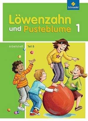Loewenzahn und Pusteblume. Leselernbuch B. Arbeitsheft