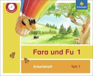 Fara und Fu 1 und 2. Arbeiteshefte mit CD-ROM (inkl. Schluesselwortkarte)