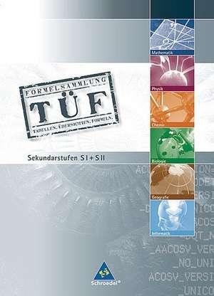 TUEF - Tabellen, UEbersichten, Formeln