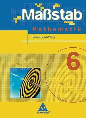 Massstab 6. Mathematik. Schuelerband. Nordrhein-Westfalen