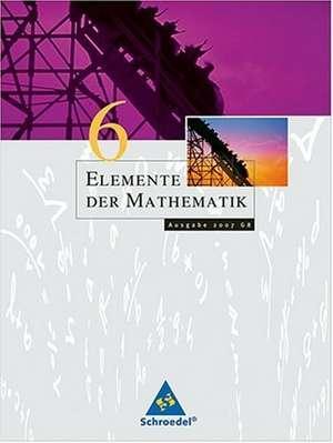 Elemente der Mathematik 6. Schuelerband. Nordrhein-Westfalen. G8