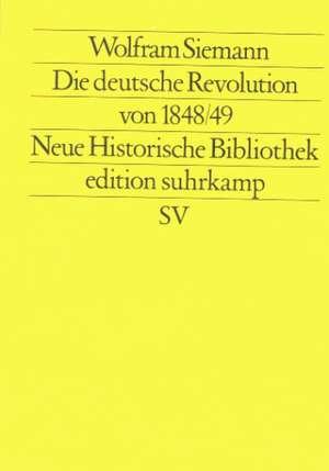 Die deutsche Revolution von 1848/49