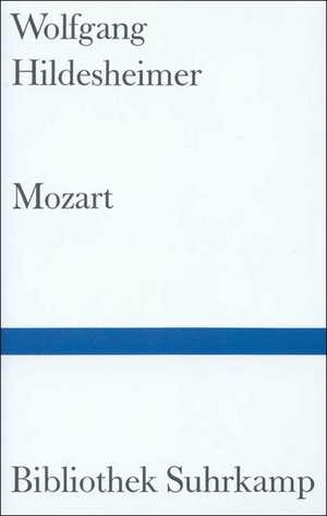 Mozart de Wolfgang Hildesheimer