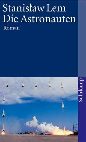 Die Astronauten de Stanislaw Lem