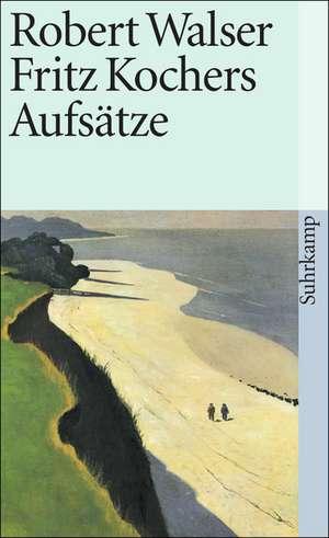 Fritz Kochers Aufsätze de Jochen Greven