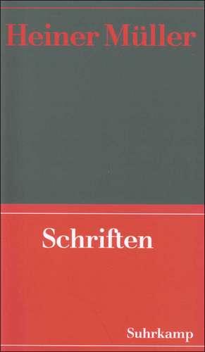 Werke 08. Schriften