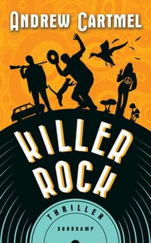 Killer Rock de Andrew Cartmel