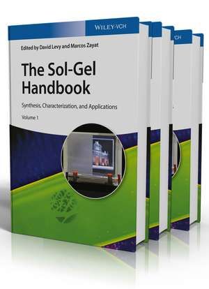 The Sol–Gel Handbook