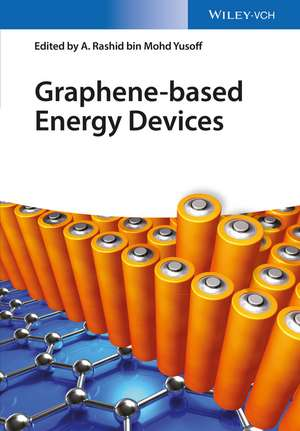 Graphene–based Energy Devices