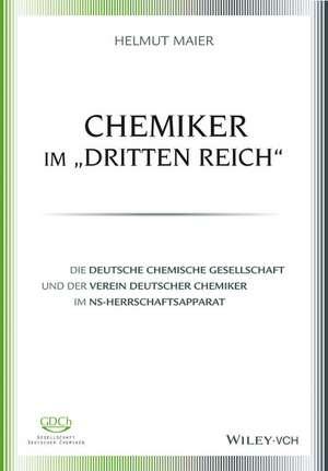 Chemiker im Dritten Reich