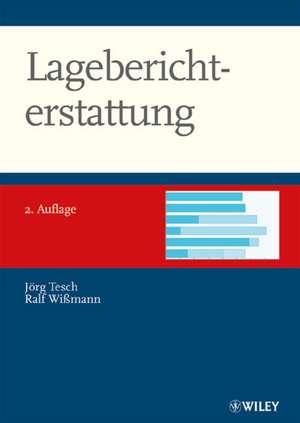 Lageberichterstattung de Jörg Tesch