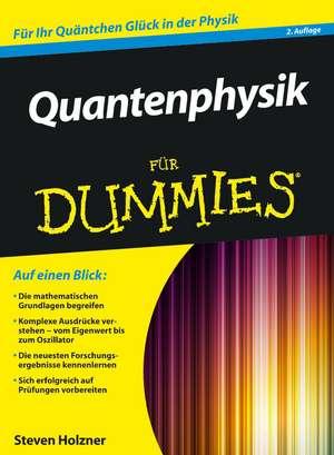 Quantenphysik fuer Dummies