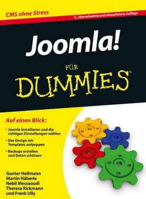 Joomla! für Dummies de Gunter Hellmann