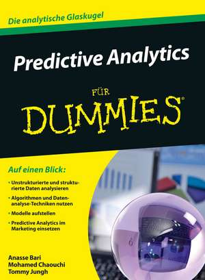 Predictive Analytics fuer Dummies
