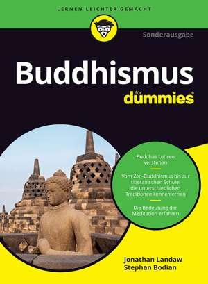 Buddhismus für Dummies de Jonathan Landaw