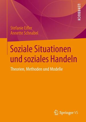 Soziale Situationen und soziales Handeln
