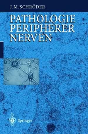 Pathologie des Nervensystems VIII: Pathologie peripherer Nerven de J.M. Schröder