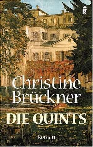 Die Quints de Christine Brückner