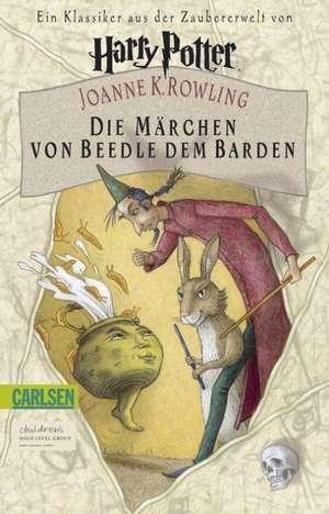 Die Märchen von Beedle dem Barden de J. K. Rowling