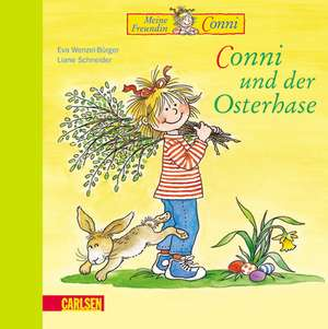 Conni-Bilderbuecher: Conni und der Osterhase