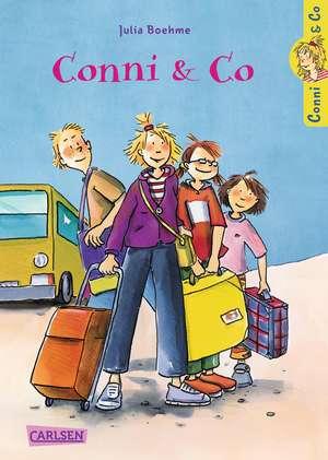 Conni & Co 01: Conni & Co de Julia Boehme