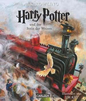 Harry Potter  und der Stein der Weisen, Schmuckausgabe, Buch 1 de J. K. Rowling